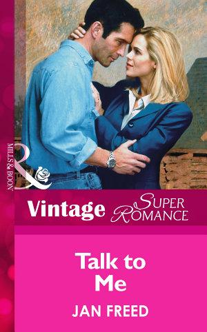Talk To Me  Mills   Boon Vintage Superromance