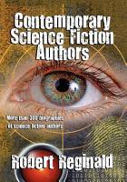 Contemporary Science Fiction Authors PDF