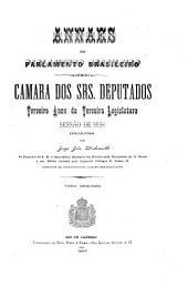 Annaes do Parlamento Brazileiro: Câmara dos Srs. Deputados, Volume 3,Parte 2