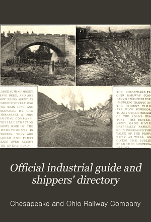 Official Industrial Guide and Shippers' Directory