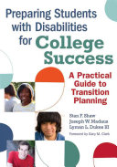 Preparing Students with Disabilities for College Success PDF