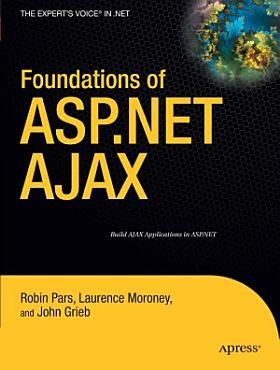 Foundations of ASP NET AJAX PDF