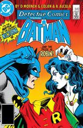 Detective Comics (1937-2011) #543