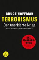 Terrorismus   Der unerkl  rte Krieg