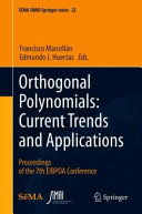 Orthogonal Polynomials: Current Trends and Applications