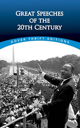 Great Speeches of the 20th Century PDF