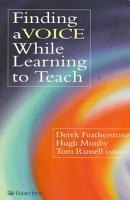 Finding a Voice While Learning to Teach PDF