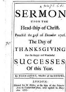 A sermon upon the Head ship of Christ  etc PDF