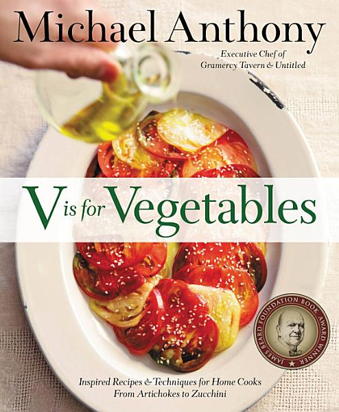 Download V Is for Vegetables Book