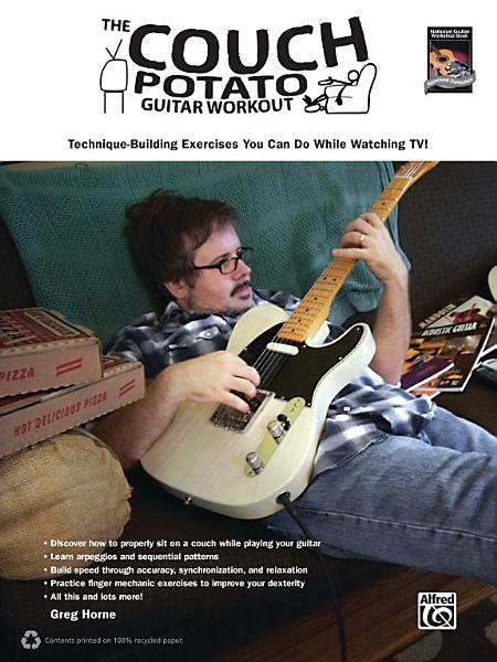 Download The Couch Potato Guitar Workout Book