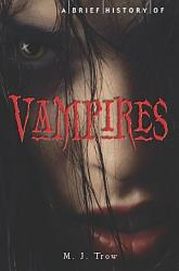 A Brief History Of Vampires Book PDF