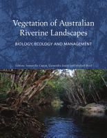 Vegetation of Australian Riverine Landscapes PDF