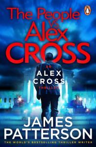 The People vs  Alex Cross Book