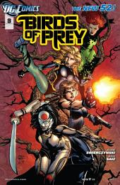 Birds of Prey (2011-) #3