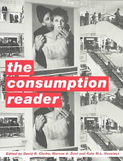 The Consumption Reader Book