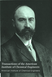 Transactions of the American Institute of Chemical Engineers: Volume 4