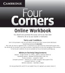 Four Corners Level 1 Online Workbook  Standalone for Students  PDF
