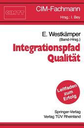 Integrationspfad Qualität