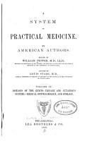 A System of practical medicine v  4  1886 PDF
