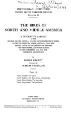 The Birds of North and Middle America PDF