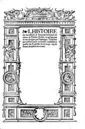 L' histoire des successeurs de Alexandre le Grand