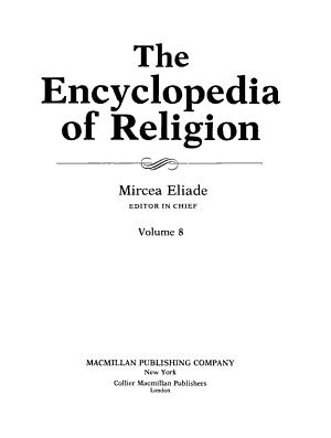 The Encyclopedia of Religion PDF