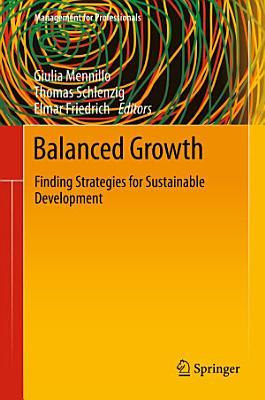 Balanced Growth