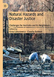 Natural Hazards and Disaster Justice Book
