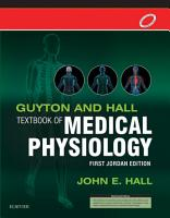 Guyton and Hall Textbook of Medical Physiology  Jordanian Edition E Book PDF