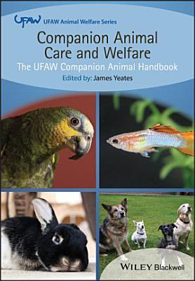 Companion Animal Care and Welfare PDF