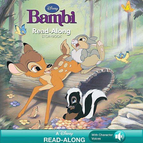 Download Bambi Read Along Storybook Book