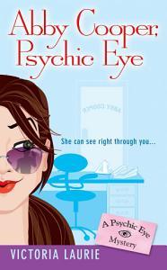 Abby Cooper  Psychic Eye Book