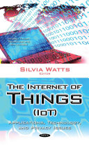 The Internet Of Things Iot  Book PDF