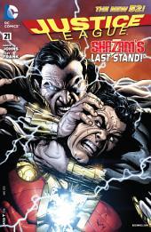 Justice League (2011- ) #21