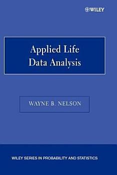 Applied Life Data Analysis PDF