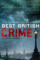 The Mammoth Book of Best British Crime 9 PDF