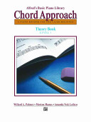 Alfred's Basic Piano Chord Approach Theory