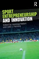 Sport Entrepreneurship and Innovation PDF