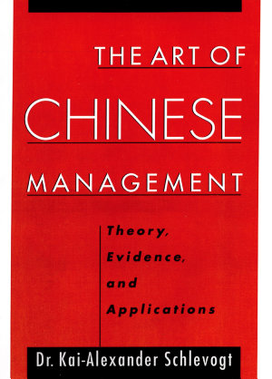 The Art of Chinese Management PDF