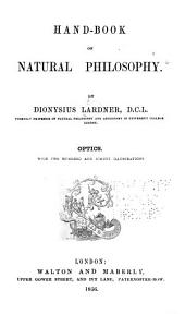 Hand-book of Natural Philosophy: Optics