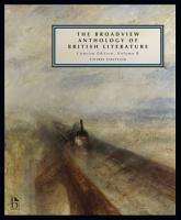 The Broadview Anthology of British Literature  Concise Volume B  3e     Modified eBook UK Edition PDF