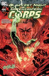 Green Lantern Corps (2006-) #44