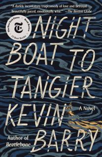 Night Boat to Tangier Book