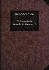 Kant-Studien