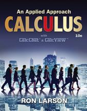 Calculus: An Applied Approach: Edition 10