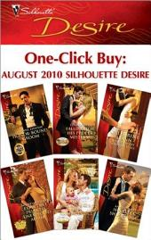 One-Click Buy: August 2010 Silhouette Desire: Honor-Bound Groom\Falling For His Proper Mistress\Expectant Princess, Unexpected Affair\The Billionaire's Baby Arrangement\His Black Sheep Bride