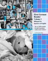 First German Reader Volume 2 PDF