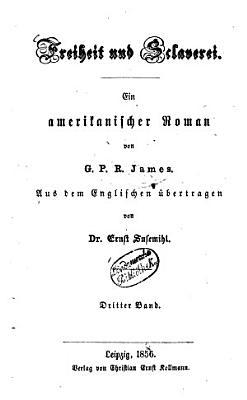 Freiheit und Sclaverei PDF