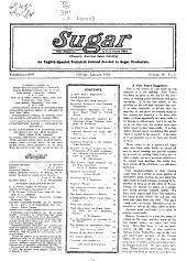 Sugar: Volume 18