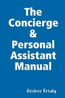 The Concierge   Personal Assistant Manual PDF